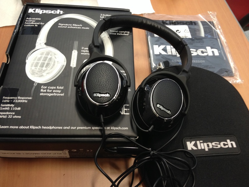 (To) Klipsch Image One On Ear Iphone13