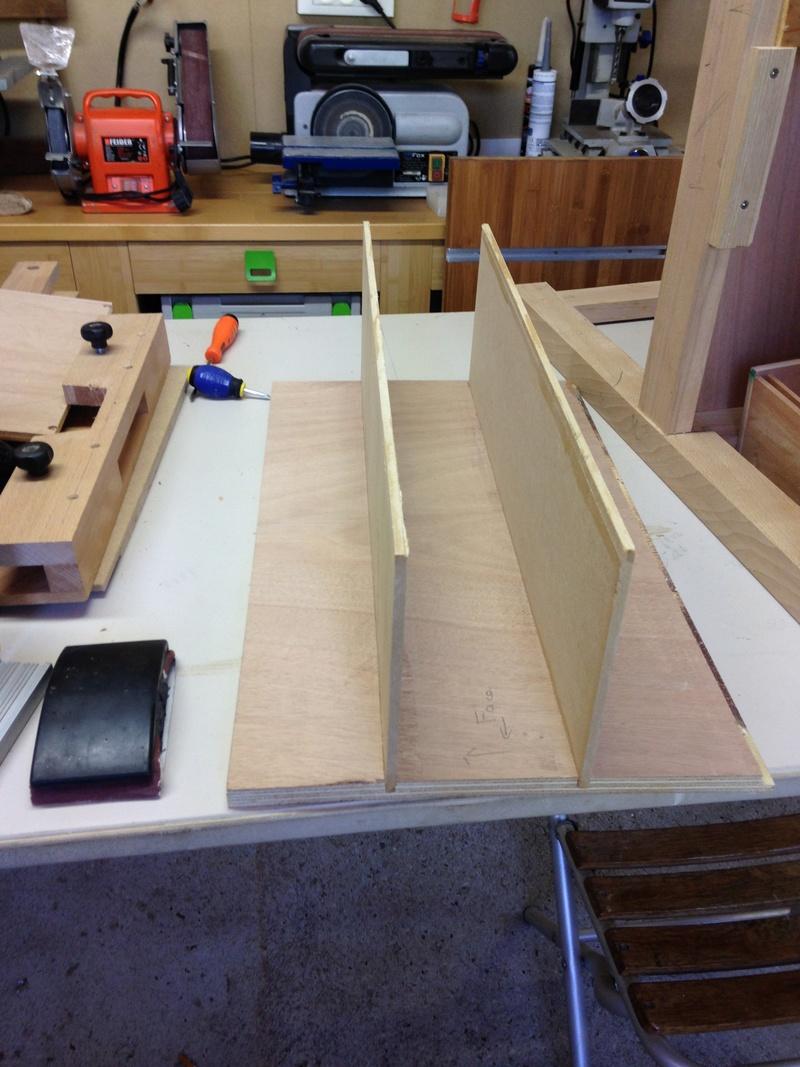 Rénovation table Défonceuse 0312