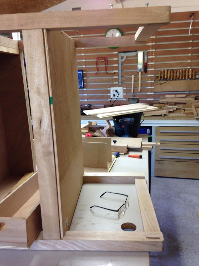 Rénovation table Défonceuse 0412