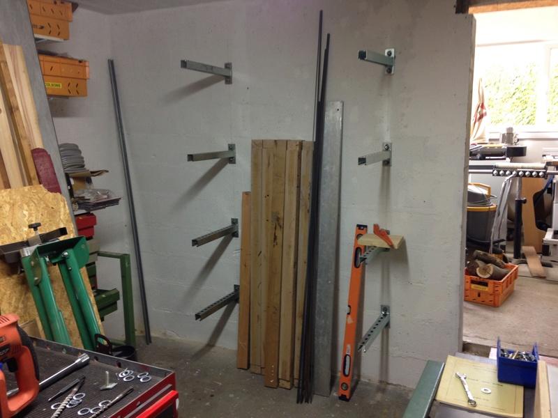Nouveau Rack à Bois 0514