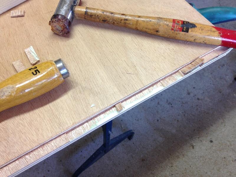 Rénovation table Défonceuse 0712
