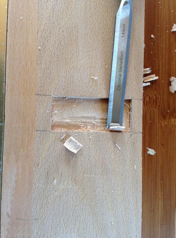 Rénovation table Défonceuse 0811