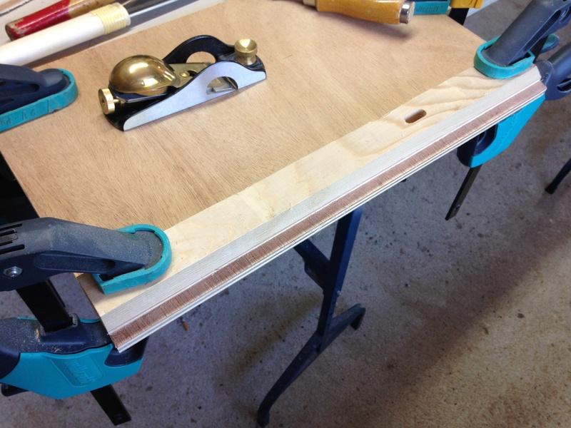 Rénovation table Défonceuse 0812