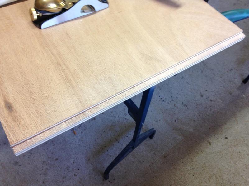 Rénovation table Défonceuse 1112