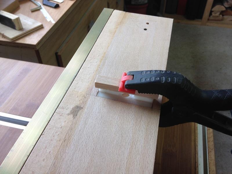 Rénovation table Défonceuse 1311