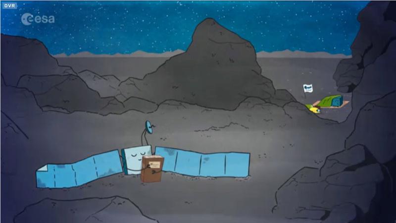Rosetta : Mission autour de la comète 67P/Churyumov-Gerasimenko  - Page 31 0110