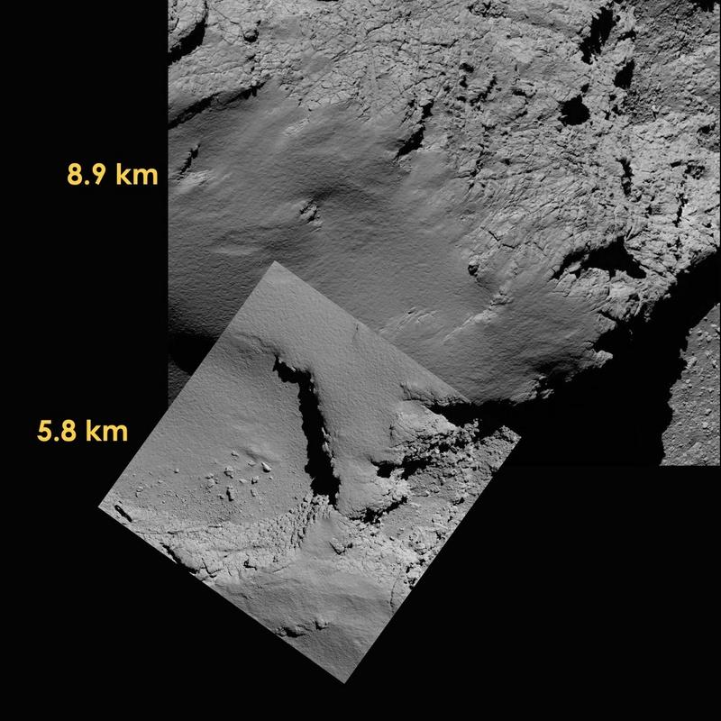 Rosetta : Mission autour de la comète 67P/Churyumov-Gerasimenko  - Page 30 Ctl-hu10