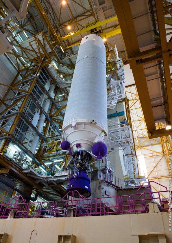 Lancement Ariane 5 ES VA233 / GALILEO (x4) - 17 novembre 2016 Ctqhmn10