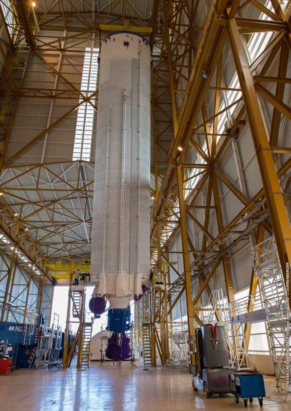 Lancement Ariane 5 ES VA233 / GALILEO (x4) - 17 novembre 2016 Ctqhnk10