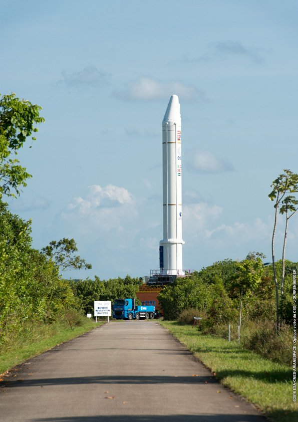 Lancement Ariane 5 ES VA233 / GALILEO (x4) - 17 novembre 2016 Ctqltt10