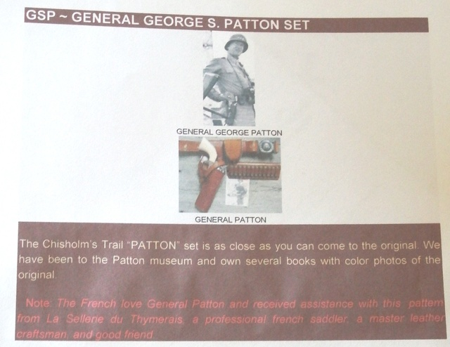 "ENSEMBLE ""Général PATTON"" by SLYE  Dscf0022"