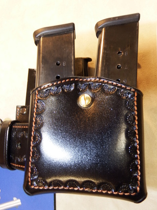 """ WILD BUNCH ""holster ""RANGER'S"" by SLYE  Dscf0562"