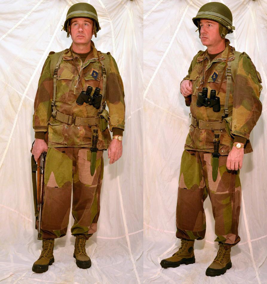 Sergent de la compagnie d'appui du 8ème BPC à Dien Bien Phu (début mai 1954) Ok1_8c10