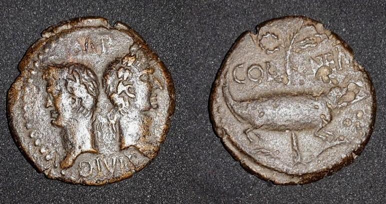 Bronze de Nîmes Nimes10