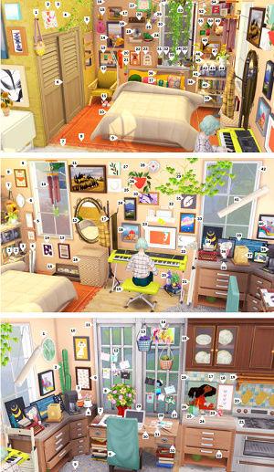 Кухни, столовые (готовые комнаты) Image13