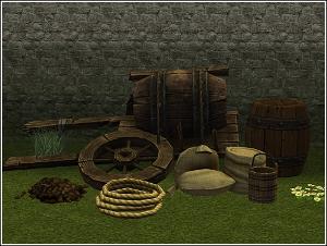 Средневековые объекты - Страница 5 Image130