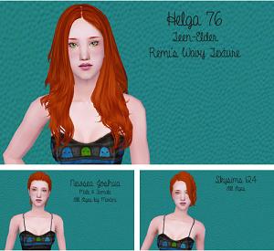 Женские прически (длинные волосы) - Страница 63 Image139