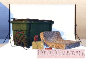 Грязные, испорченные, заброшенные объекты - Страница 5 Image155