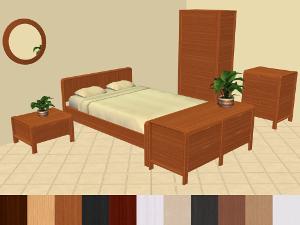 Спальни, кровати (модерн) - Страница 23 Image171