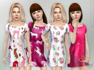 Для детей (платья, туники, комлекты с юбками) - Страница 3 Image211