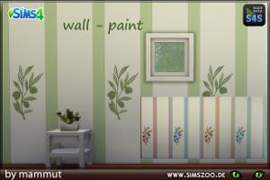 Обои, полы (цветочные узоры) - Страница 2 Image24
