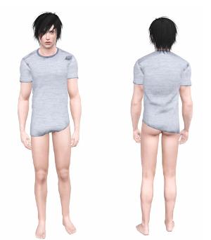 Повседневная одежда (свитера, футболки, рубашки) - Страница 31 Image267