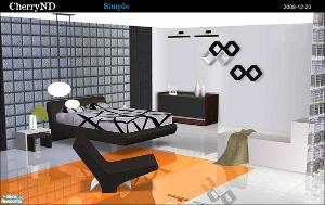 Спальни, кровати (модерн) - Страница 23 Image41