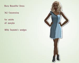 Повседневная одежда (платья, туники, комплекты с юбками) - Страница 65 Image47