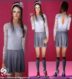 Повседневная одежда (платья, туники, комплекты с юбками) - Страница 65 Image48