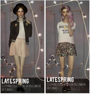 Повседневная одежда (платья, туники, комплекты с юбками) - Страница 65 Image70