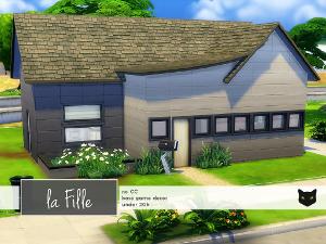 Жилые дома (небольшие домики) - Страница 3 Kueche20