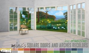 Окна, двери - Страница 4 Uten_103