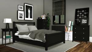 Спальни, кровати (модерн) - Страница 3 Uten_120