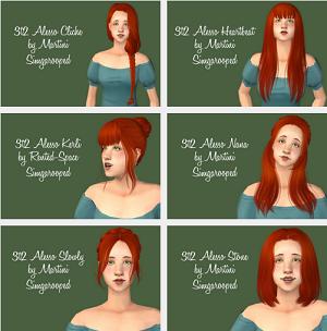Женские прически (длинные волосы) - Страница 63 Uten_n12
