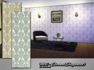 Обои, полы (цветочные узоры) - Страница 2 Uten_n99