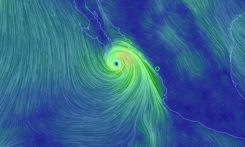 Hurricanes 2016 10_5am10