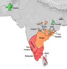 La réalité linguistique, et donc, culturelle, du monde  Dravid11
