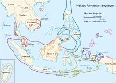 La réalité linguistique, et donc, culturelle, du monde  Malayo11