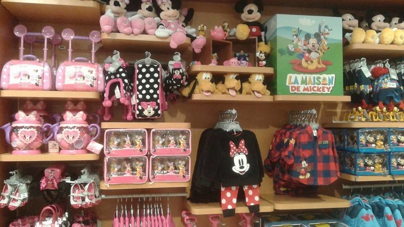 [Boutique Disney Store] Strasbourg 14441010