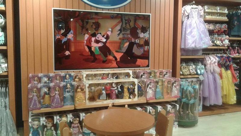 [Boutique Disney Store] Strasbourg 14495410