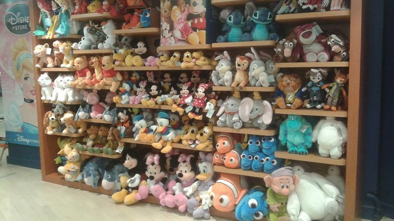 [Boutique Disney Store] Strasbourg 14519710