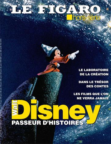 """[Magazine] Le Figaro Hors Série """"Walt Disney le passeur d'histoires"""" (Octobre 2016) Main_v10"""