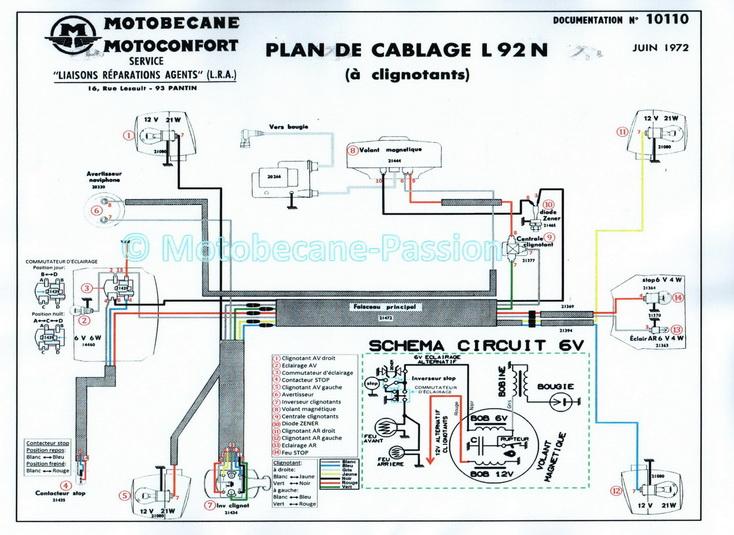 Schemas électriques pour Mob en couleur Doc_mo15