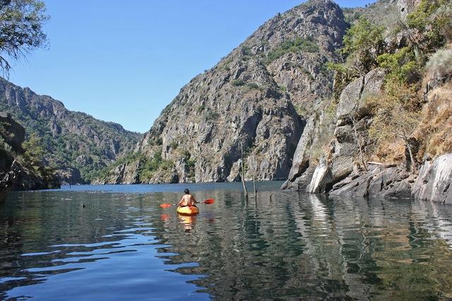 """el Parque Natural de Invernadeiro (provincia de Ourense) y """"los Cañones del Sil""""  escrito por nuestra amiga Paula P410"""