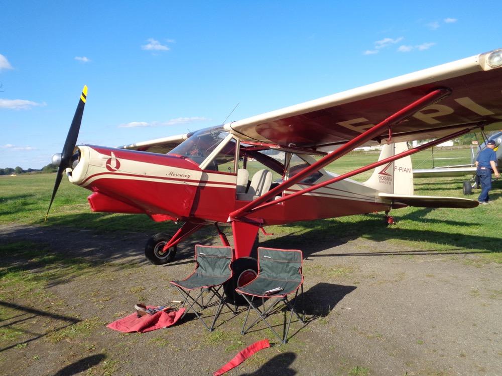 NOGARO  CLASSIC  FESTIVAL Avion_10