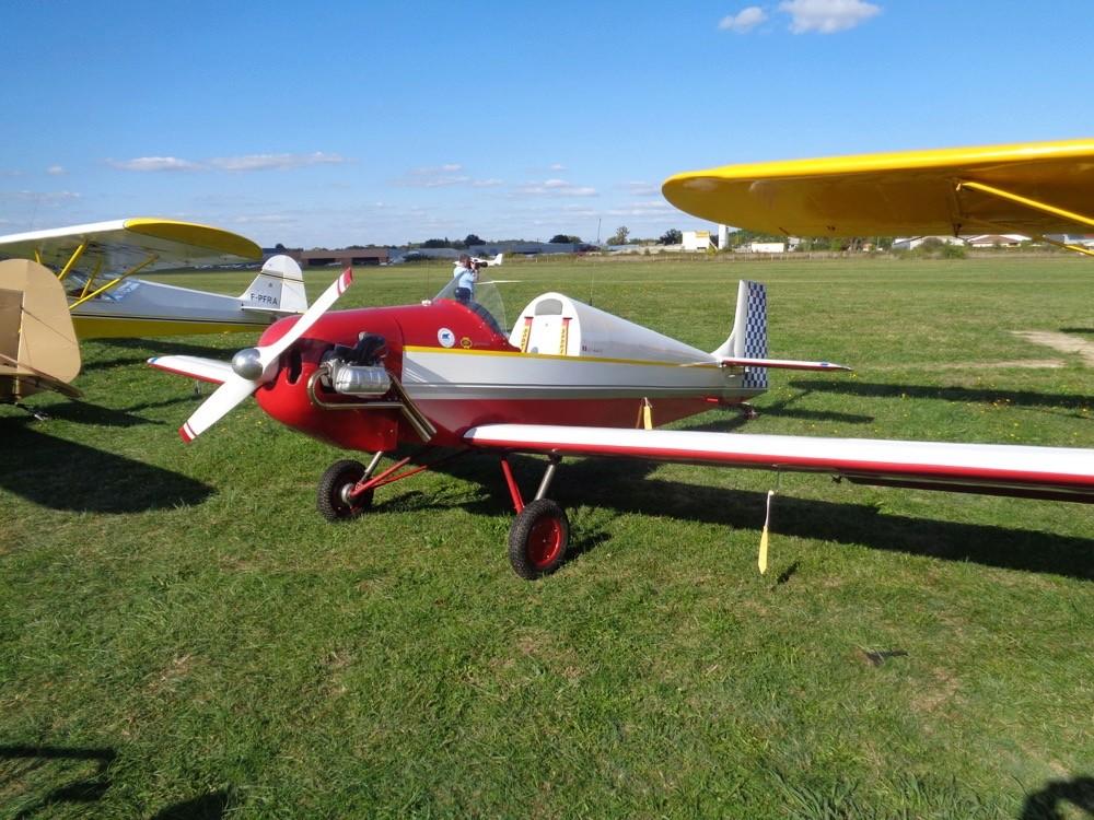 NOGARO  CLASSIC  FESTIVAL Avion_11