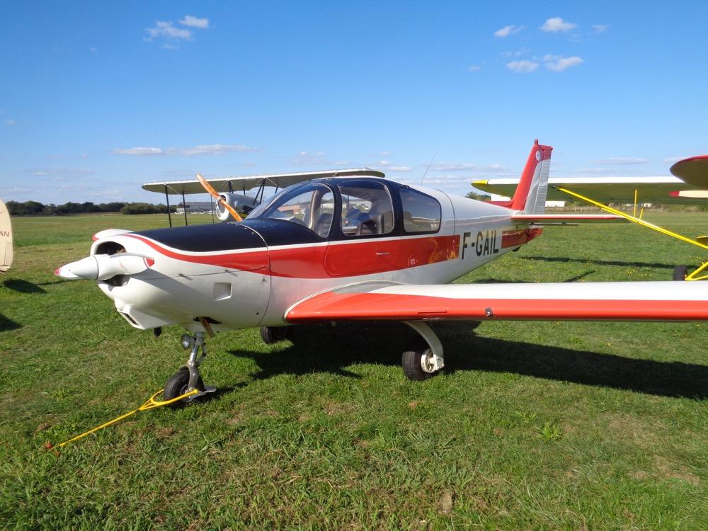 NOGARO  CLASSIC  FESTIVAL Avion_12