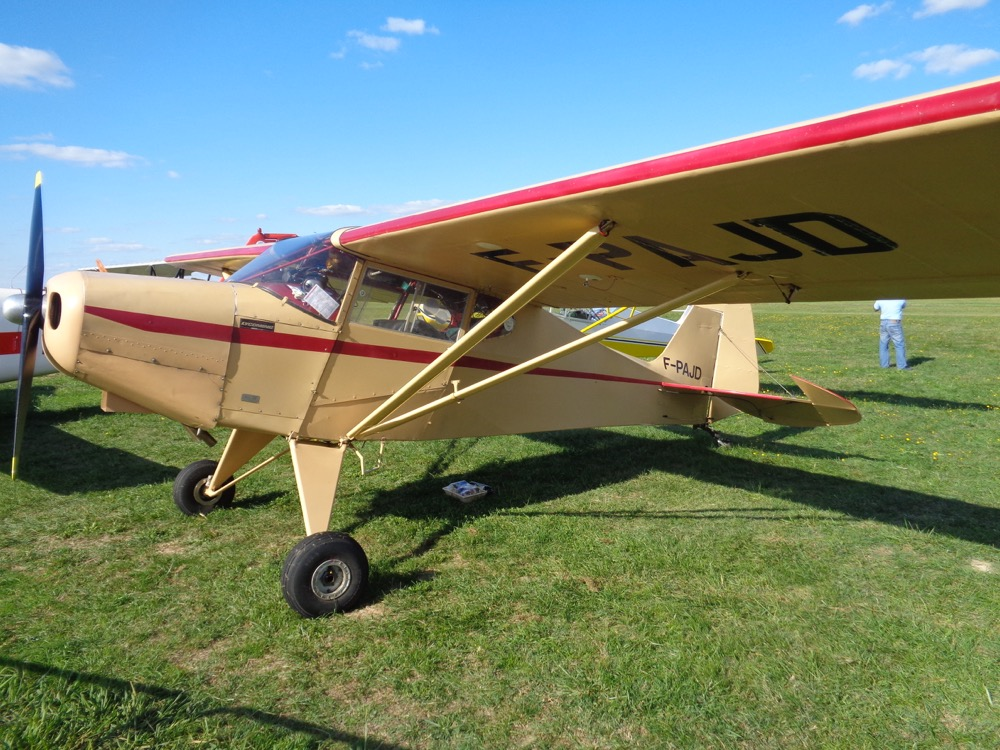 NOGARO  CLASSIC  FESTIVAL Avion_14