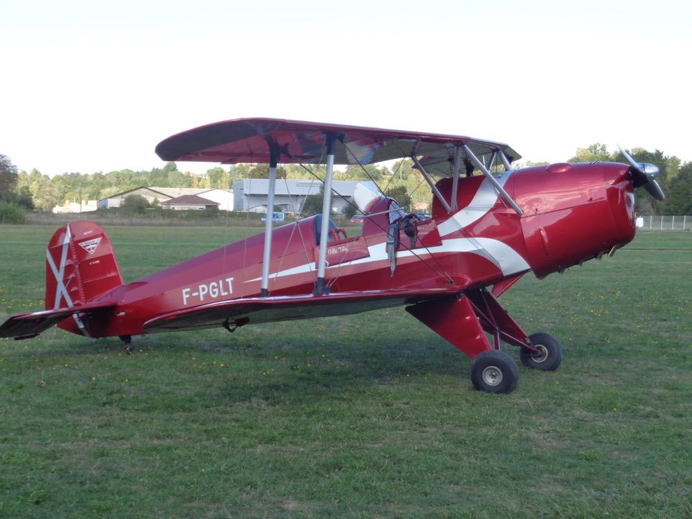 NOGARO  CLASSIC  FESTIVAL Avion_17