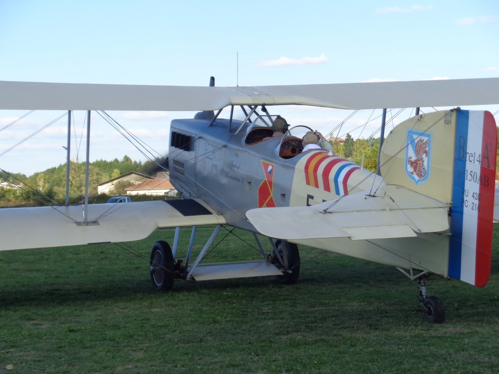 NOGARO  CLASSIC  FESTIVAL Avion_18